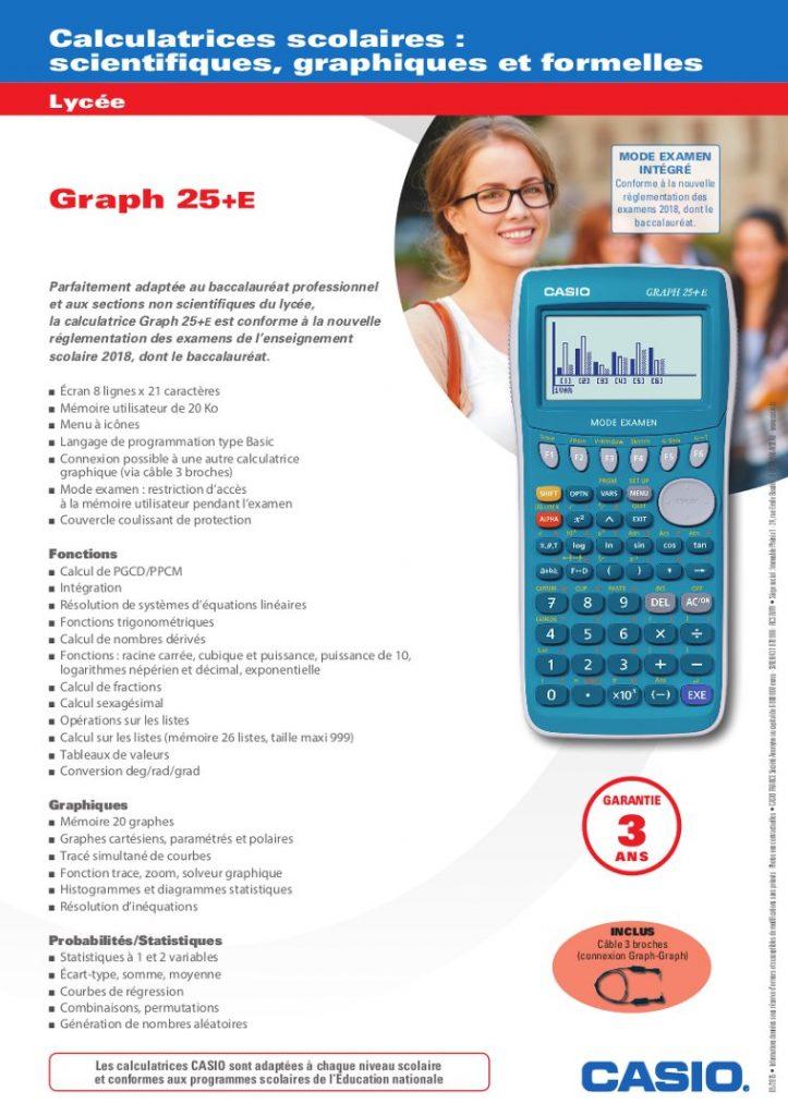 casio-graph-25-e-graphique-info